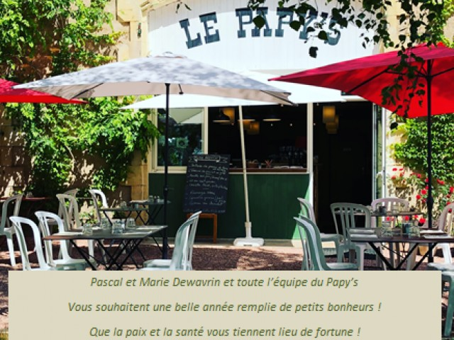 Restaurant le Papy's